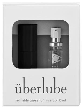 Гель-смазка Uberlube Good-To-Go черный