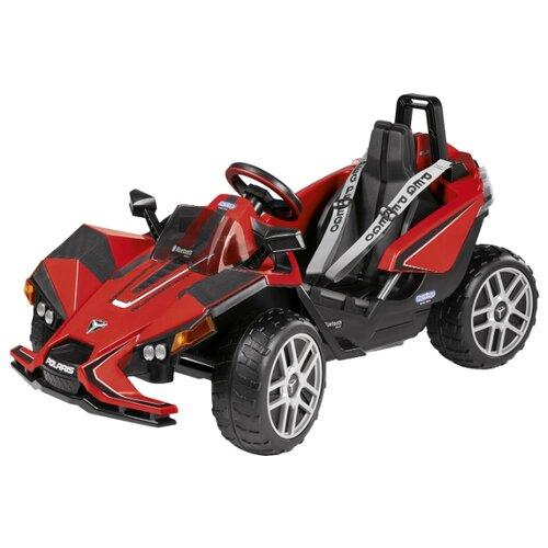 Купить Peg-Perego Автомобиль Polaris Slingshot RC черный/красный, Электромобили