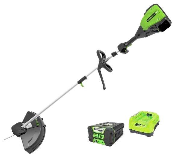 Триммер greenworks 1301607ub GD80BCK4