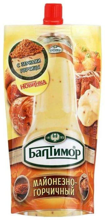 Соус Балтимор Майонезно-горчичный, 200 г