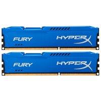 Kingston DDR3 DIMM 16GB PC3-15000 1866MHz Kit 2 x 8GB HX318C10FK2 16 HyperX Fury Series CL10