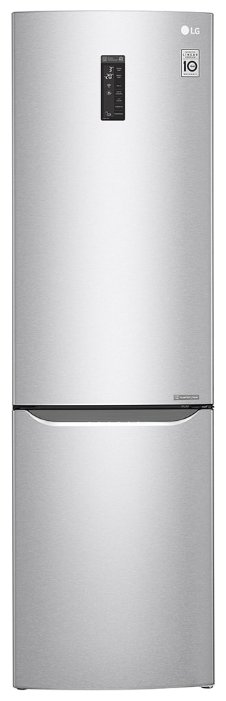 Холодильник LG GA-B499 SAQZ