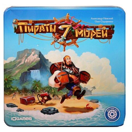 Настольная игра IGames Пираты 7 морей