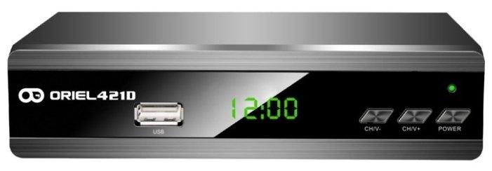 Oriel TV-тюнер Oriel 421D (DVB-T2/C)