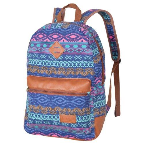 Target Рюкзак Vista Blue 2 (21478) голубой/коричневыйРюкзаки, ранцы<br>