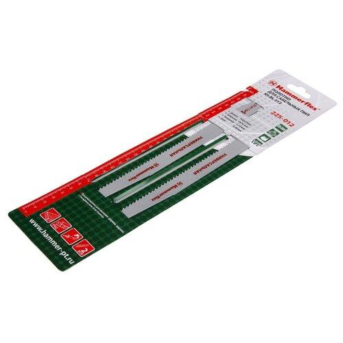 Фото - Пильное полотно для сабельной пилы Hammerflex S1411DF (225-012) 2 шт. полотно для пилы bahco 3906 300 18 2p 2 шт
