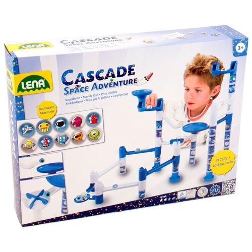 Купить Динамический конструктор Lena Cascade 65207 Space Adventure, Конструкторы