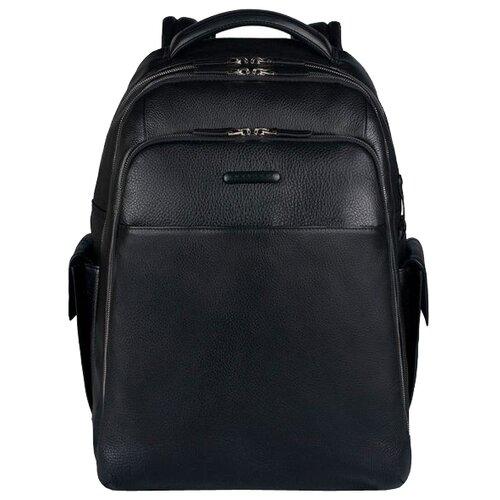 Рюкзак PIQUADRO CA3444MO черный рюкзак piquadro ca4443br черный