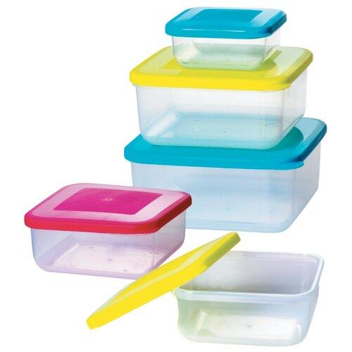 Bohmann Набор контейнеров для продуктов 056BH прозрачный набор контейнеров для продуктов patricia im99 5290