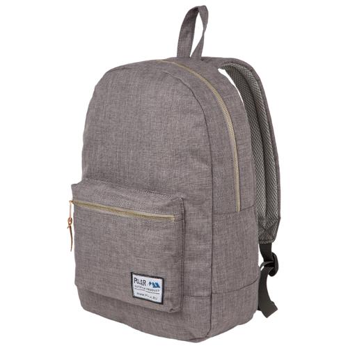 Рюкзак POLAR 17207 16.2 серый