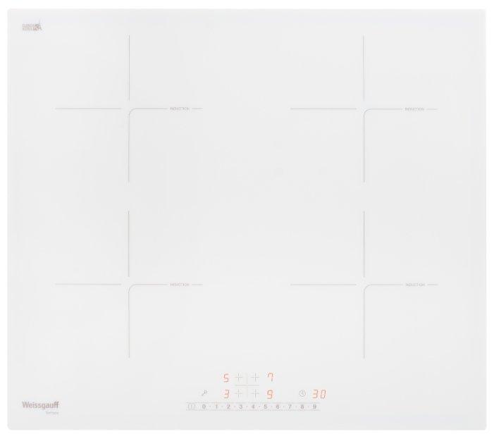 Варочная панель Weissgauff HI 640 WS