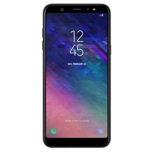 Смартфон Samsung Galaxy A6+ 32GB черный (SM-A605FZKNSER)Мобильные телефоны<br>