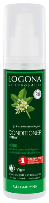 Logona Conditioner Spray Натуральный спрей-кондиционер для всех типов волос