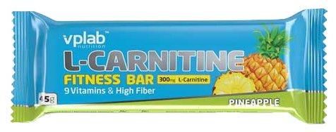 VP Laboratory протеиновый батончик L-Carnitine Fitness (45 г)(1 шт.)