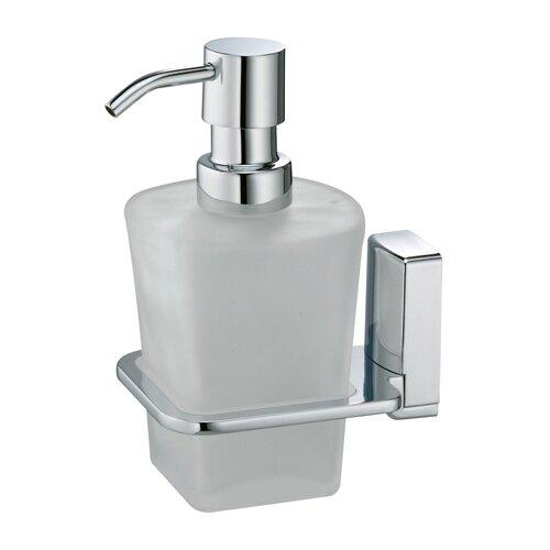 Дозатор для жидкого мыла WasserKRAFT Leine K-5099 хром дозатор для мыла wasserkraft leine k 5099 white