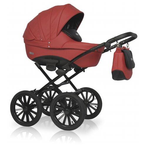 Универсальная коляска Riko Sigma Prestige (2 в 1) 06 scarlett коляска 2 в 1 riko sigma 06 scarletm