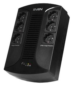 Интерактивный ИБП SVEN UP-L1000E