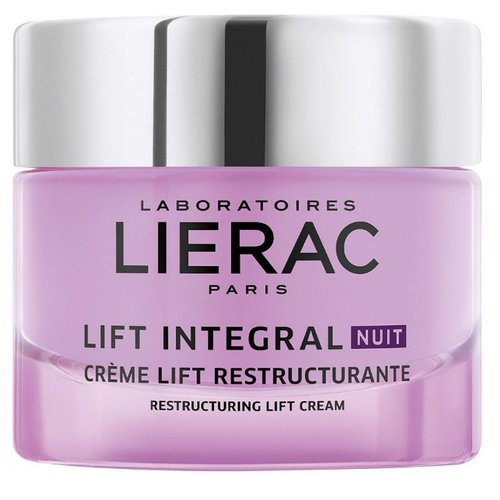 Крем Lierac Lift integral ночной уход 50 мл lierac ultra body lift