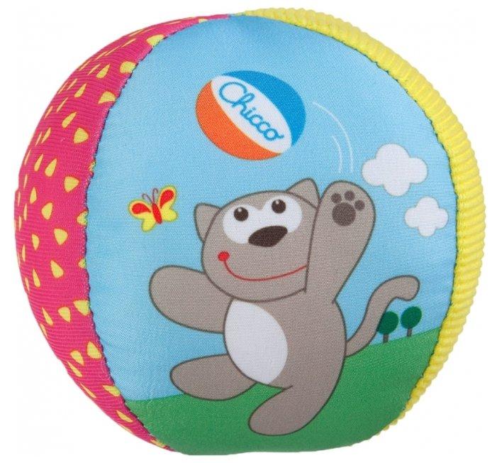 Погремушка Chicco Мягкий мячик 05835
