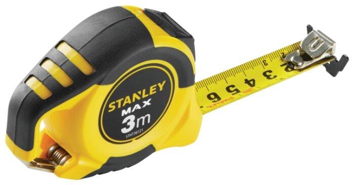Рулетка STANLEY MAX STHT0-36121 19 мм x 3 м