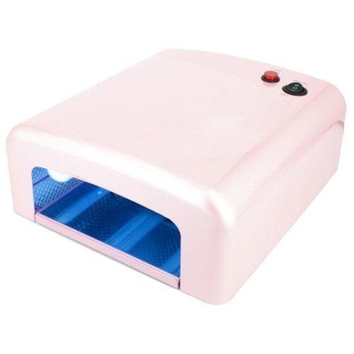 Лампа UV Touching Nature 818, 36 Вт розовый