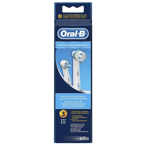 Насадка Oral-B Ortho Care Essentials