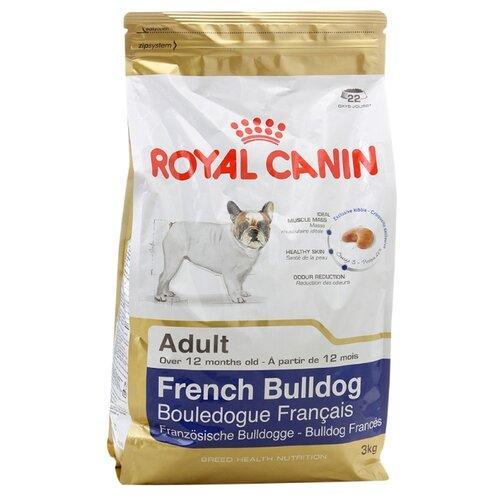 Корм для собак Royal Canin (3 кг) French Bulldog AdultКорма для собак<br>