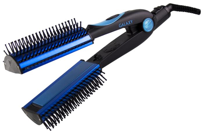 Щипцы-расческа для волос Galaxy GL 4511
