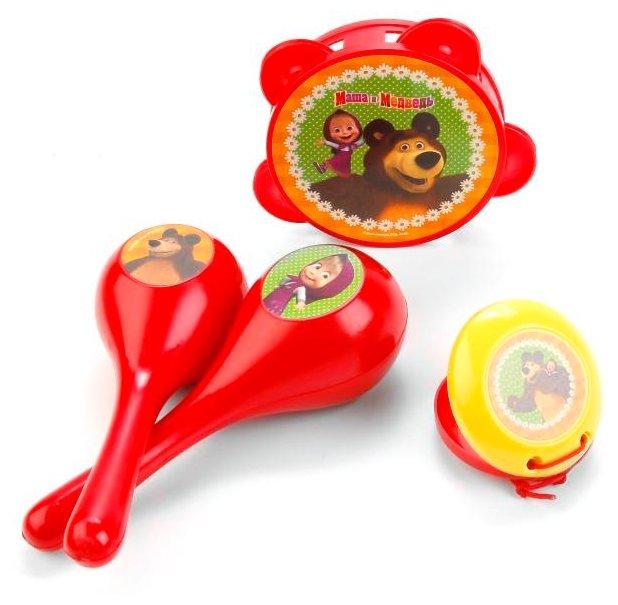 Играем вместе набор инструментов Маша и Медведь B1251841-R