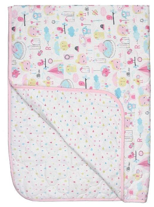 Одеяло Daisy Стеганное 100х140 см