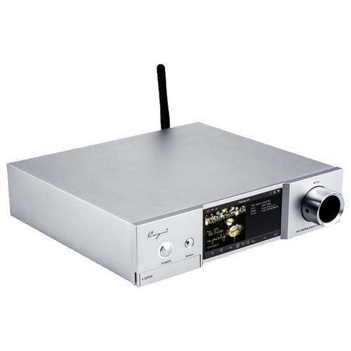 Фото - Сетевой аудиоплеер Cayin iDAP-6, серебристый сетевой аудиоплеер onkyo ns 6170