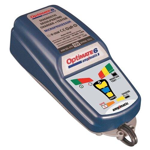цена на Зарядное устройство Optimate 6 Ampmatic (TM180SAE) синий