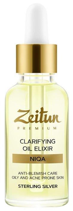 Zeitun Преображающий масляный эликсир NIQA для проблемной кожи