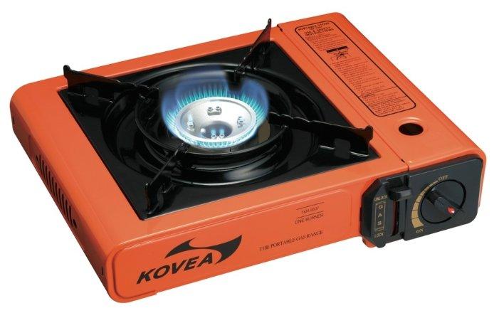 Плитка KOVEA TKR-9507 Portable оранжевый