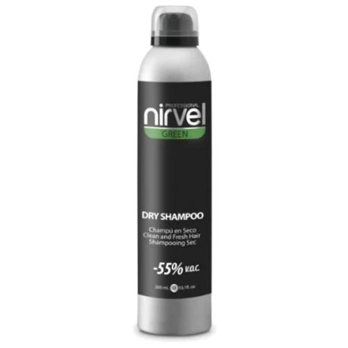 Nirvel сухой шампунь Green Dry Shampoo, 300 мл