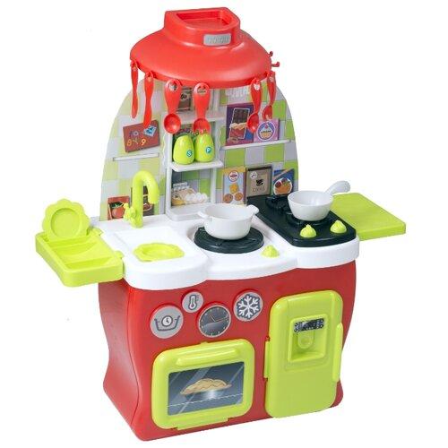 Кухня HTI Smart 1684471 красный/зеленый/белый/черныйДетские кухни и бытовая техника<br>