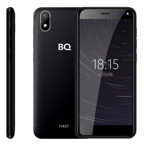 Смартфон BQ 5015L First черный смартфон
