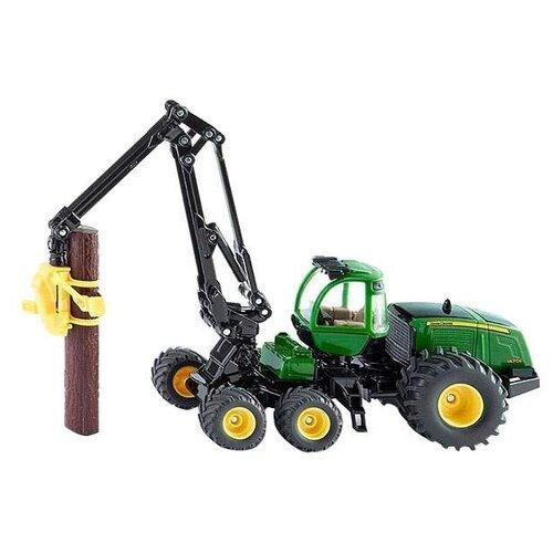 Комбайн Siku John Deere Harvester (1994) 1:50 13.1 см зеленый цена 2017