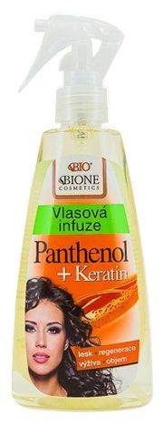 Bione Cosmetics Инфузия для волос Пантенол + Кератин