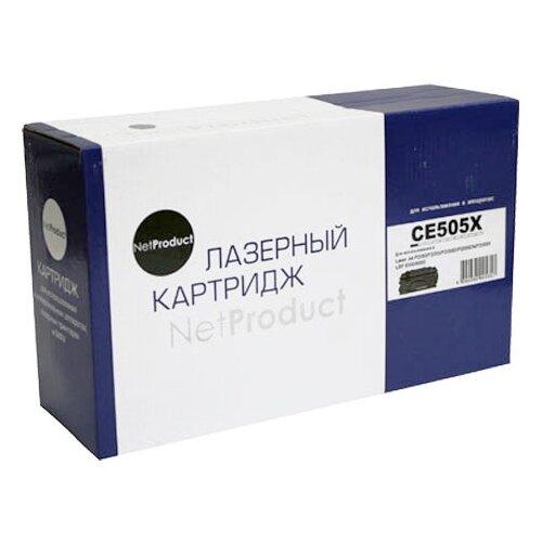 Фото - Картридж Net Product N-CE505X, совместимый картридж net product n ml 1710d3 совместимый