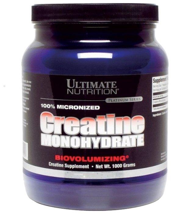 Креатин Ultimate Nutrition 100% Micronized Creatine Monohydrate (1000 г)