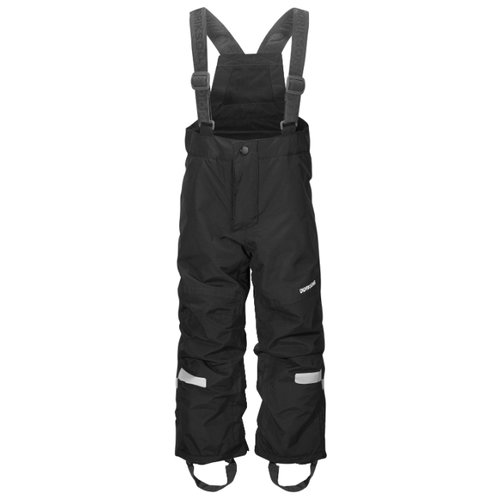 Брюки Didriksons Idre 501852 размер 110, 060 черныйПолукомбинезоны и брюки<br>