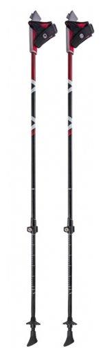 Палка для скандинавской ходьбы 2 шт. ECOS Телескопические Алюминиевые AQD-B014B