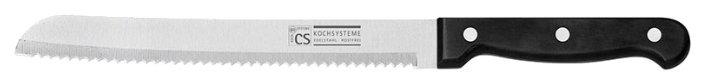 CS-Kochsysteme Нож для хлеба Star 20 см