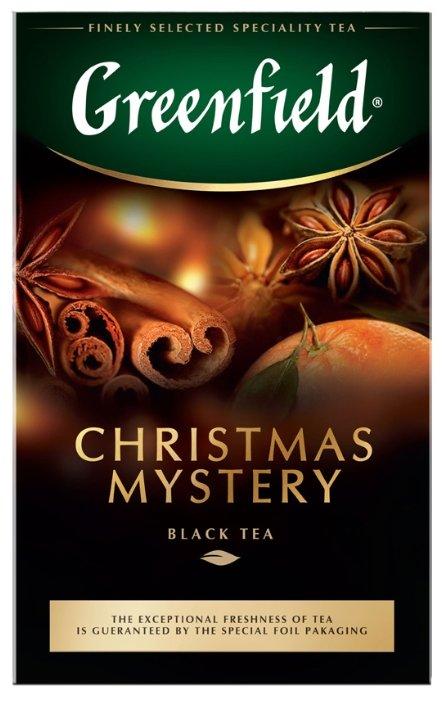 Чай черный Greenfield Christmas Mystery, 100 г