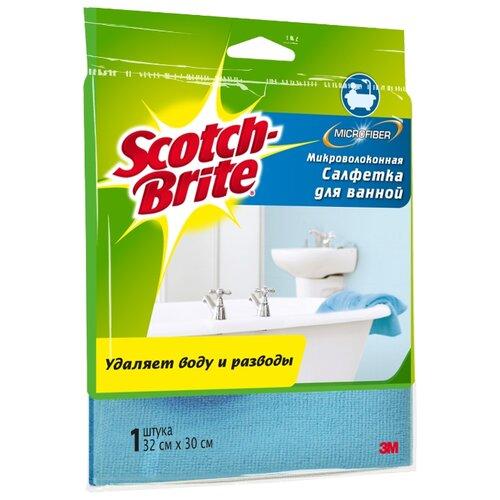 Салфетка микроволоконная для ванной Scotch-Brite MW-B