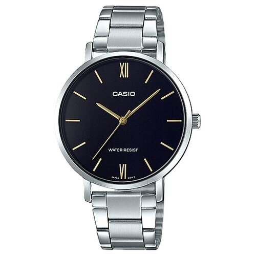 Фото - Наручные часы CASIO LTP-VT01D-1B наручные часы casio ltp vt01d 7b