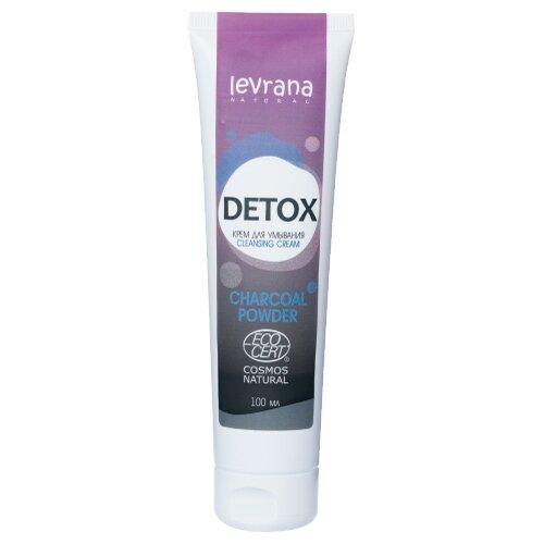 Купить Levrana крем для умывания Detox, 100 мл