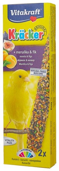 Лакомство для птиц Vitakraft Крекеры с фруктами (10612)