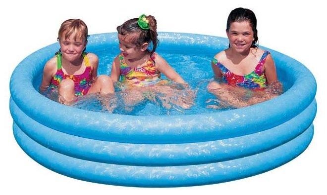 Детский бассейн Intex Crystal Blue 58426